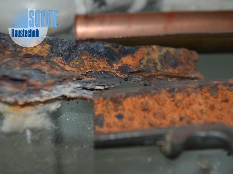 Häufig Rohrsanierung von Trinkwasserleitungen › Sonne Rohrsanierung GS19