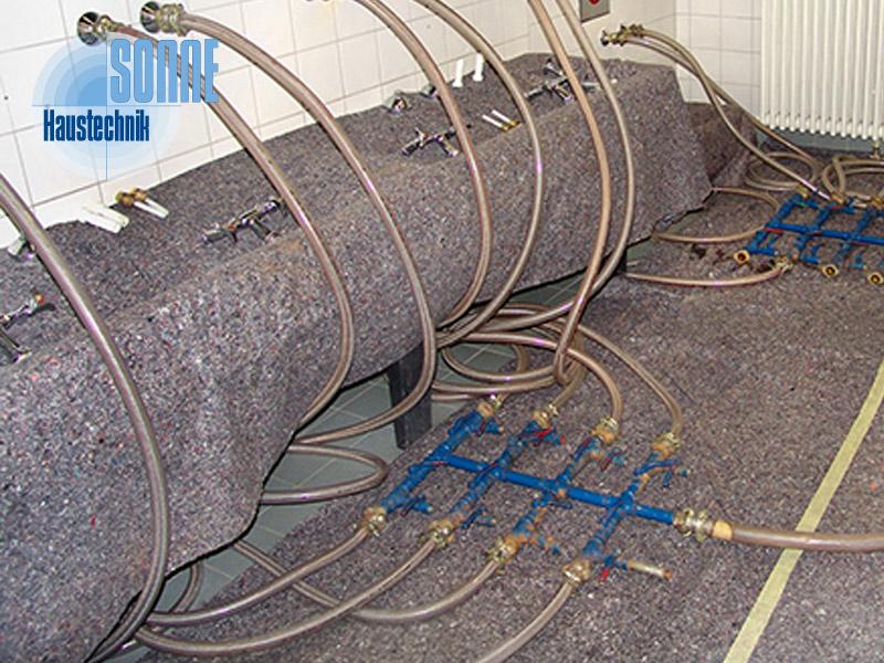 Super Rohrsanierung von Trinkwasserleitungen › Sonne Rohrsanierung YX57