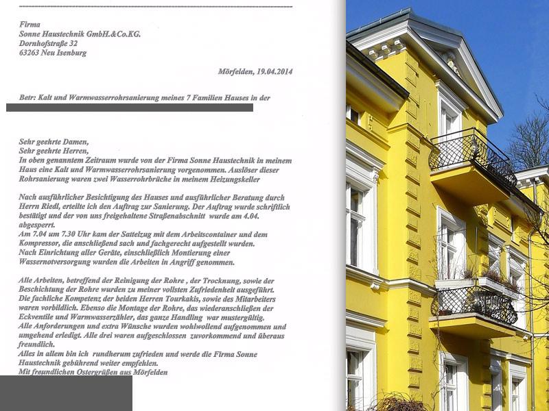 Erfahrungsbericht aus Mörfelden