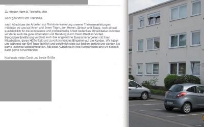 Rohrinnensanierung in Offenbach